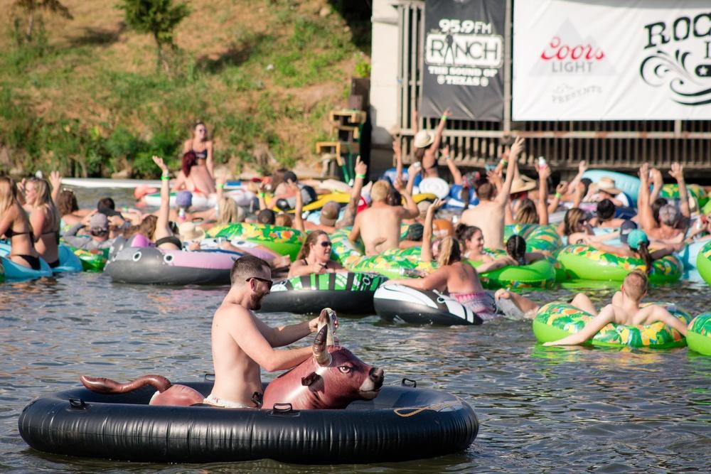 Rockin The River at Panther Island Pavilion - Enjoy 30 bands