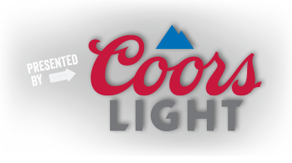 Rockin' the River thanks Coors Brewing for being a presenting sponsor