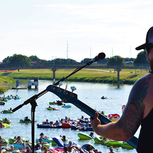 Live Music Returns to Rockin' The River This Summer